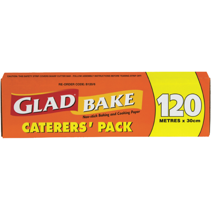 Glad® Bake & Cooking Paper 300mm x 120m