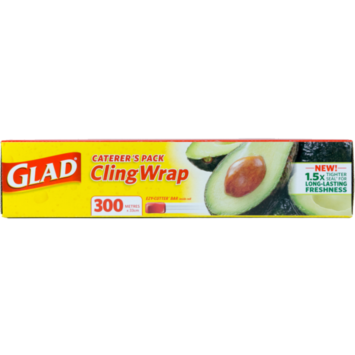 Glad® Wrap 300m x 33cm
