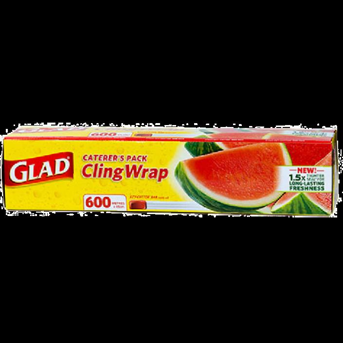 Glad® Wrap 600m x 33cm